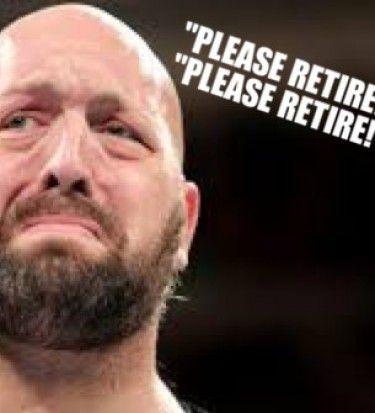 Please retire