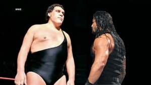 Reigns wrestlemania