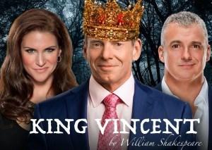 King Lear WWE