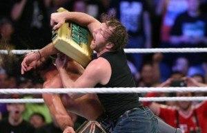 Dean Ambrose champion