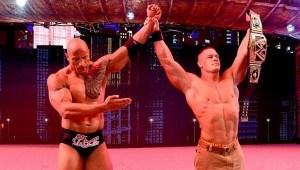 Wrestling armpits
