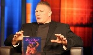 Brock lesnar bok club