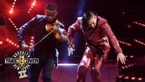 Nakamura nxt violin
