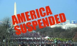 America suspended