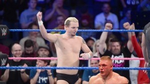Lesnar loses to ellsworth