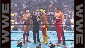 Hulk Hogan forms nwo