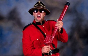the mountie us immigration