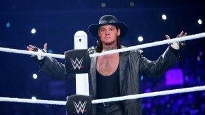 Baron Corbin as the Undertaker