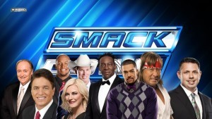smackdown announce