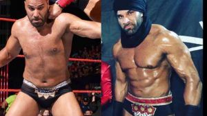 jinder mahal before after