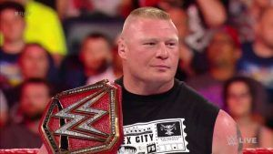 lesnar undefeated