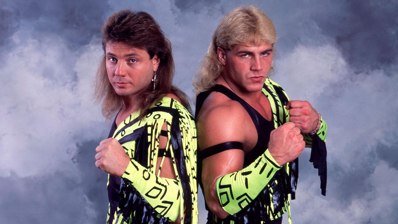 """Was Shawn Michaels """"the Marty"""" of The Rockers?"""