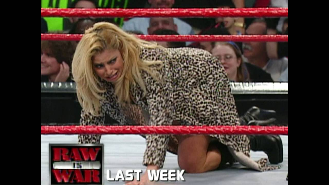Vince Mcmahon Trish Stratus Bark Like A Dog