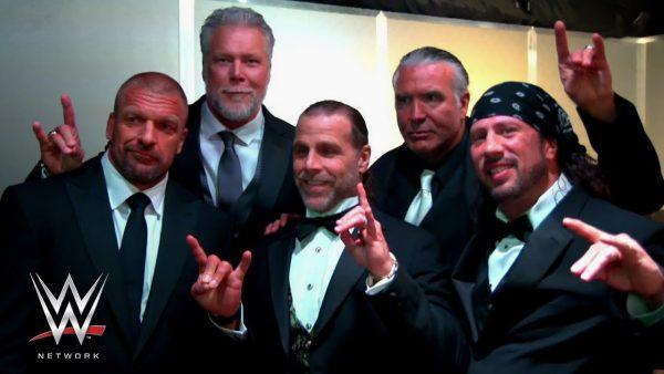 WWE kliq