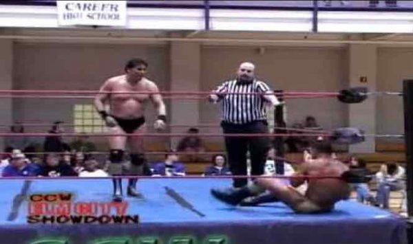 wrestling indy