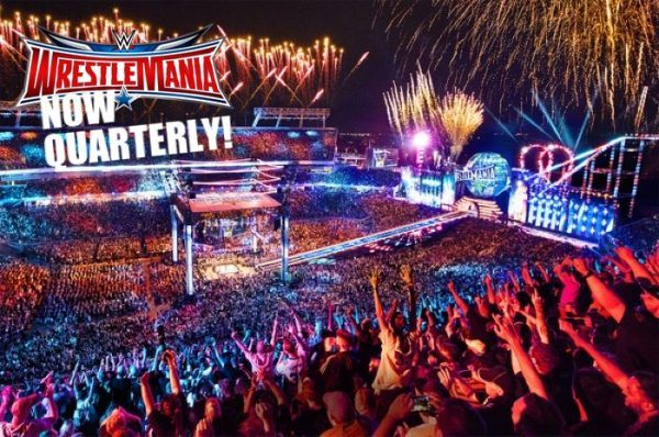 wrestlemania quarterly