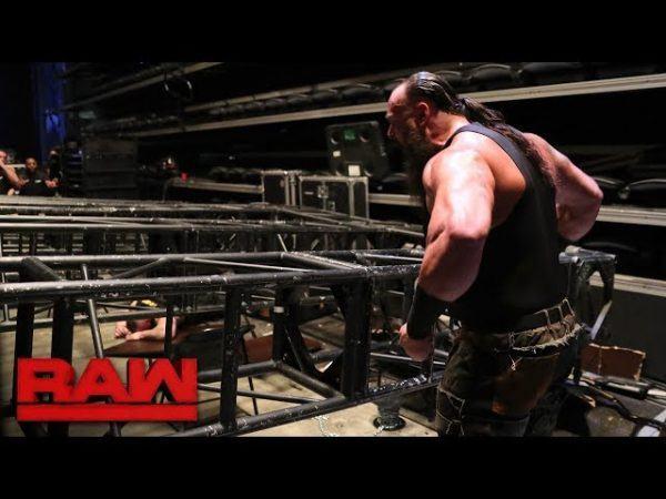 strowman scaffolding