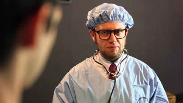 doctor wrestler