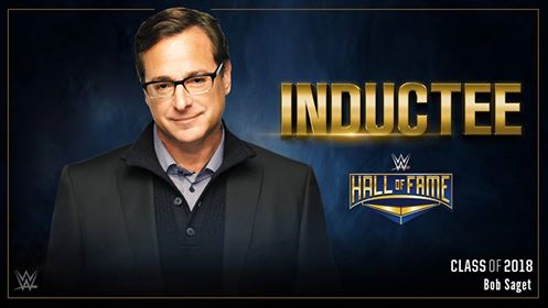 bob saget wwe hall of fame
