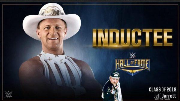 jeff jarrett hall of fame