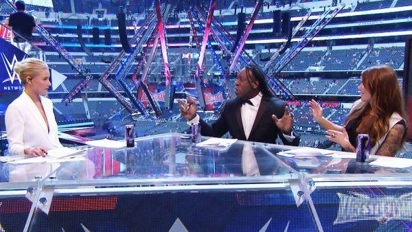wrestlemania pre show