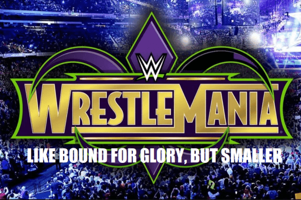 wrestlemania bound for glory