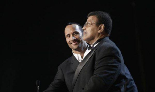 rock and rocky johnson