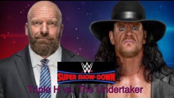 hhh undertaker