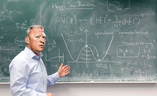 Lesnar theoretical physics