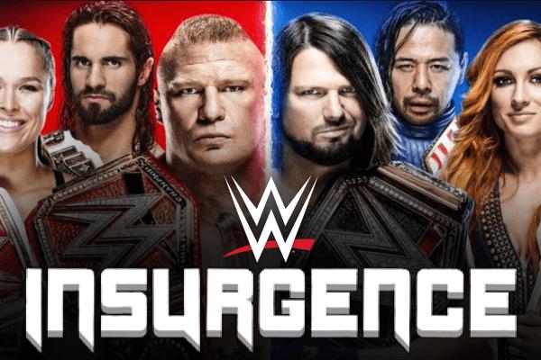 WWE insurgence