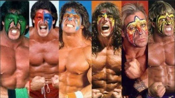 ultimate warrior looks