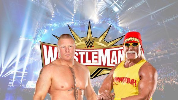 wrestlemania 35 mian event