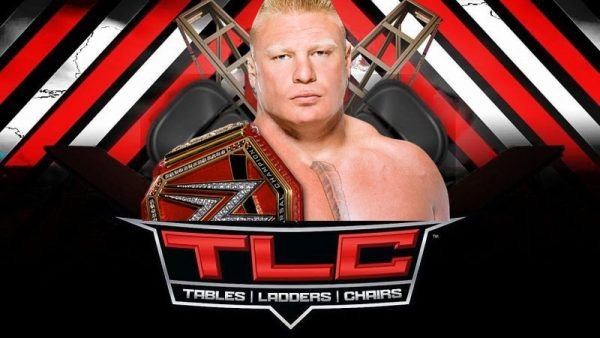 lesnar tables ladders