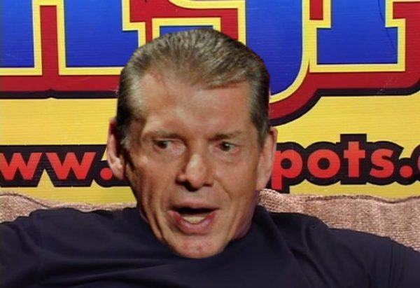 Vince mcmahon real interview