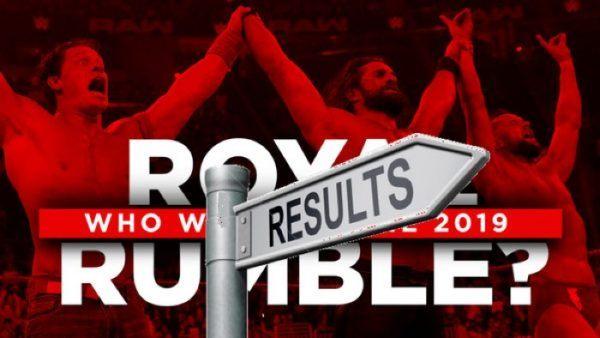 royal rumble results