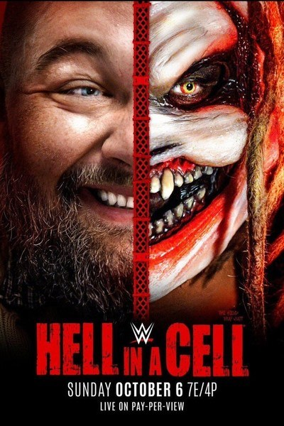 hell cell poster