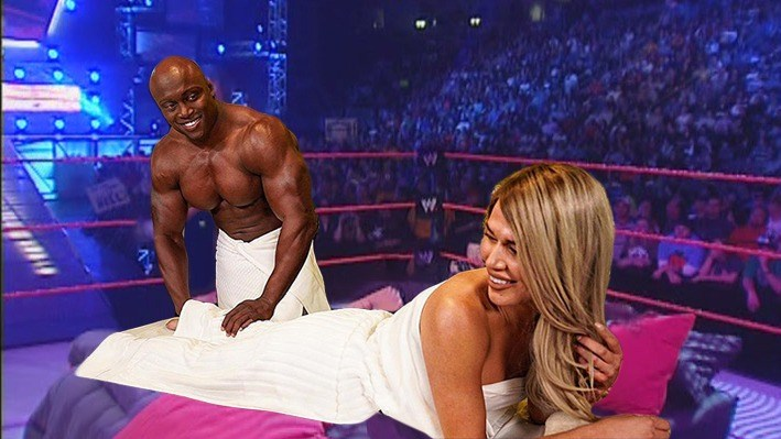 WWE Raw to feature Lana and Lashley in live sex celebration