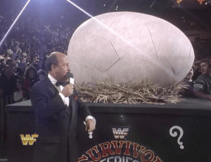 Gobbledy gooker WWE