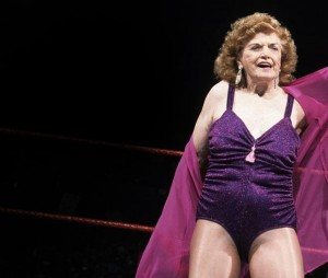 Mae Young wwe