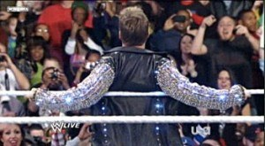 Chris Jericho jacket