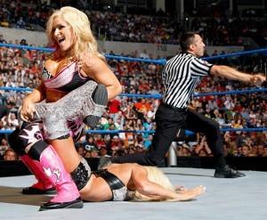 Natalya farting