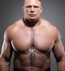 Lesnar WWE wrestlemania