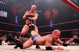 Wrestling blood