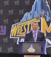 Vince WWE