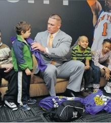 John Cena kids