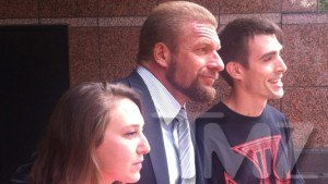 Triple-H Haircut