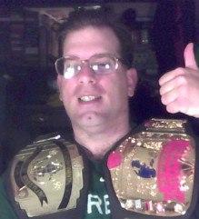 Wrestling fan
