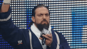 sandow 300x170 Heel wrestler doesnt like whatever town this is