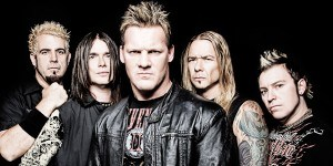Fozzy 300x150 Jericho adorably insists Fozzy would be successful if he weren't already famous