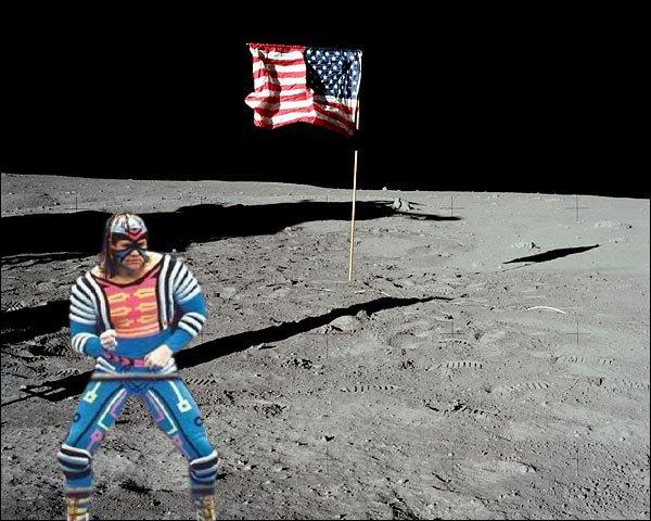 best proof of moon landing - photo #1